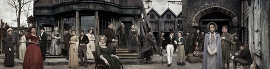 Photos And Preview Of BBC One's Andrew Davies Adaptation of Little Dorrit by Charles Dickens
