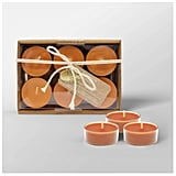 Pumpkin Spice Tealight Candle Set