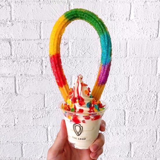 Rainbow Churro Pictures