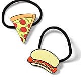 Pizza and Hotdog Hair Bands ($15)