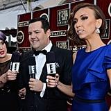 Kelly Osbourne, Ross Matthews and Giuliana Rancic