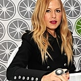 Rachel Zoe signed autographs at a Piperlime event.