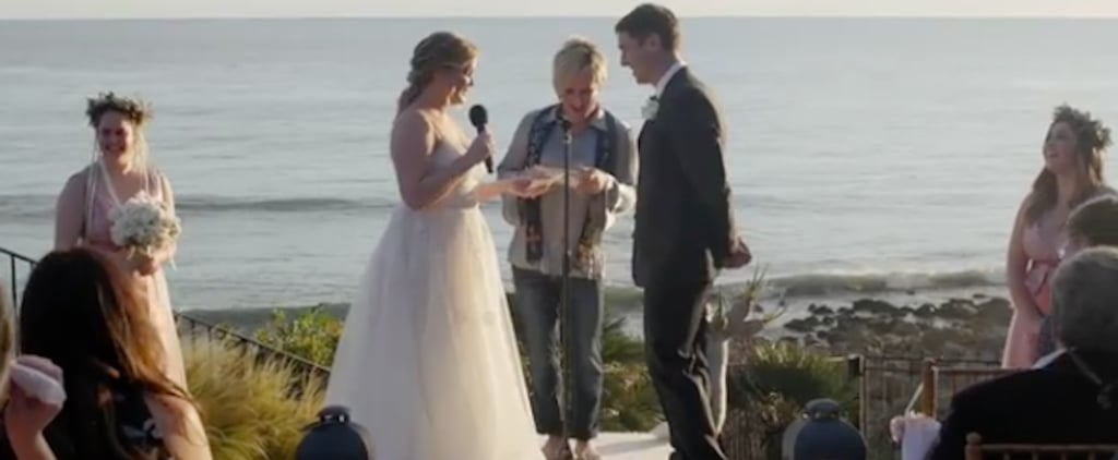 Amy Schumer's Wedding Video Will Make You Laugh, Cry, Then Laugh Again