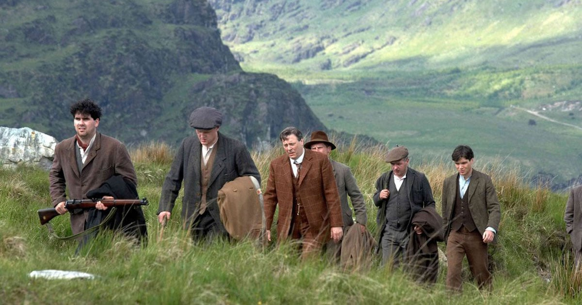 Movies set in ireland romantic