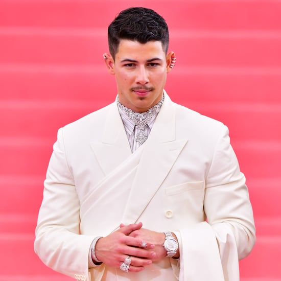 Nick Jonas as Littlefinger at the 2019 Met Gala