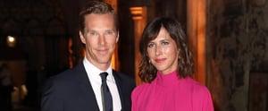 Benedict Cumberbatch and His Pregnant Wife Hit the Red Carpet in London