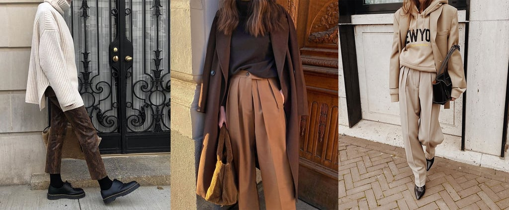 Neutral Outfit Ideas From Instagram