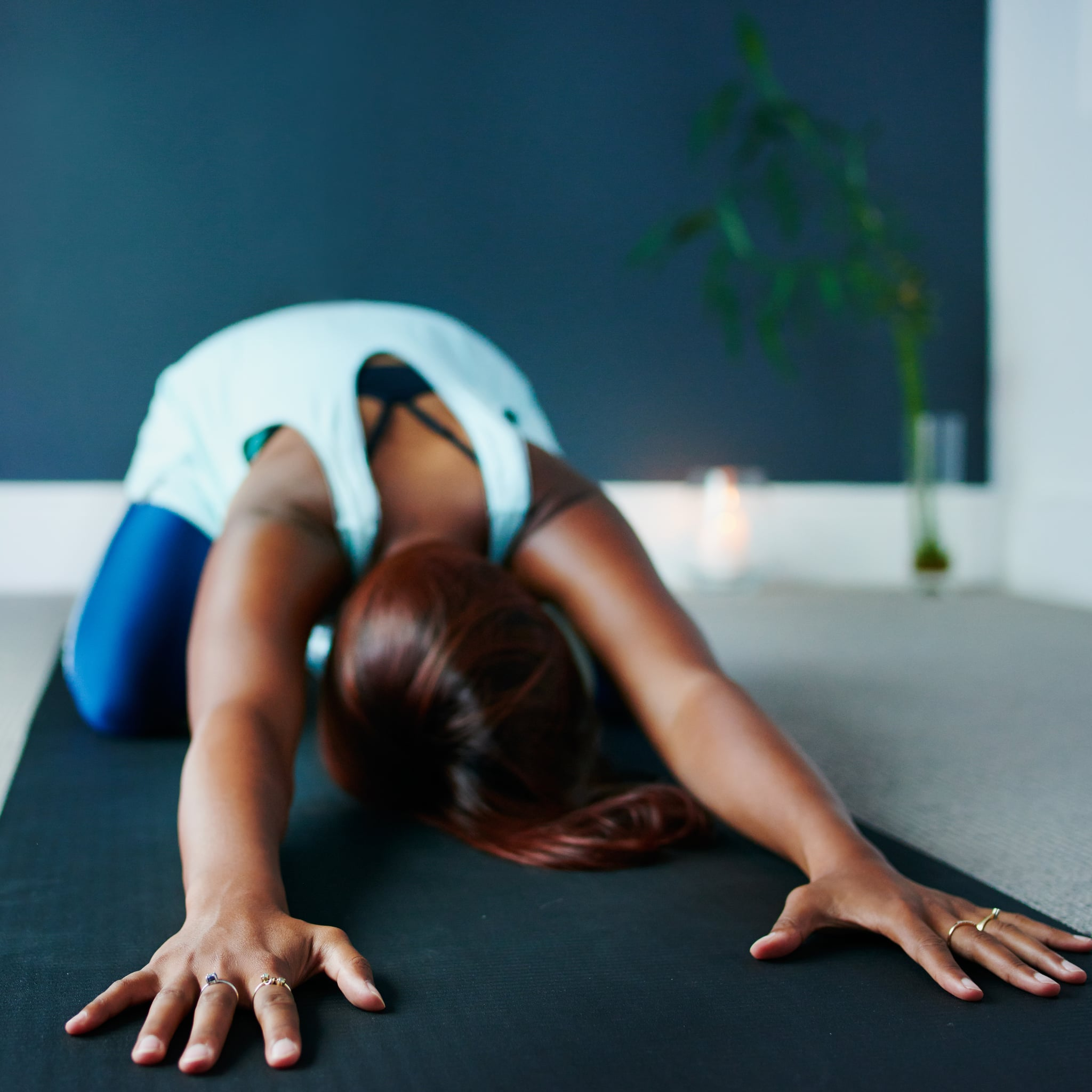 Best Yoga Poses For Sitting All Day | POPSUGAR Fitness Australia