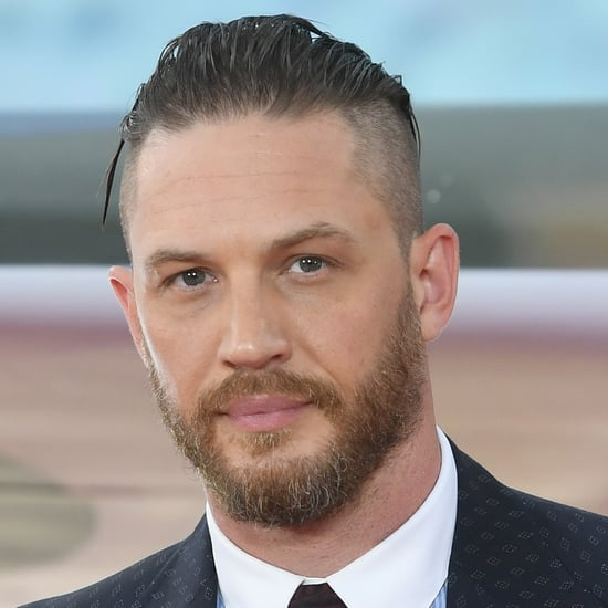 Tom Hardy as Al Capone Pictures