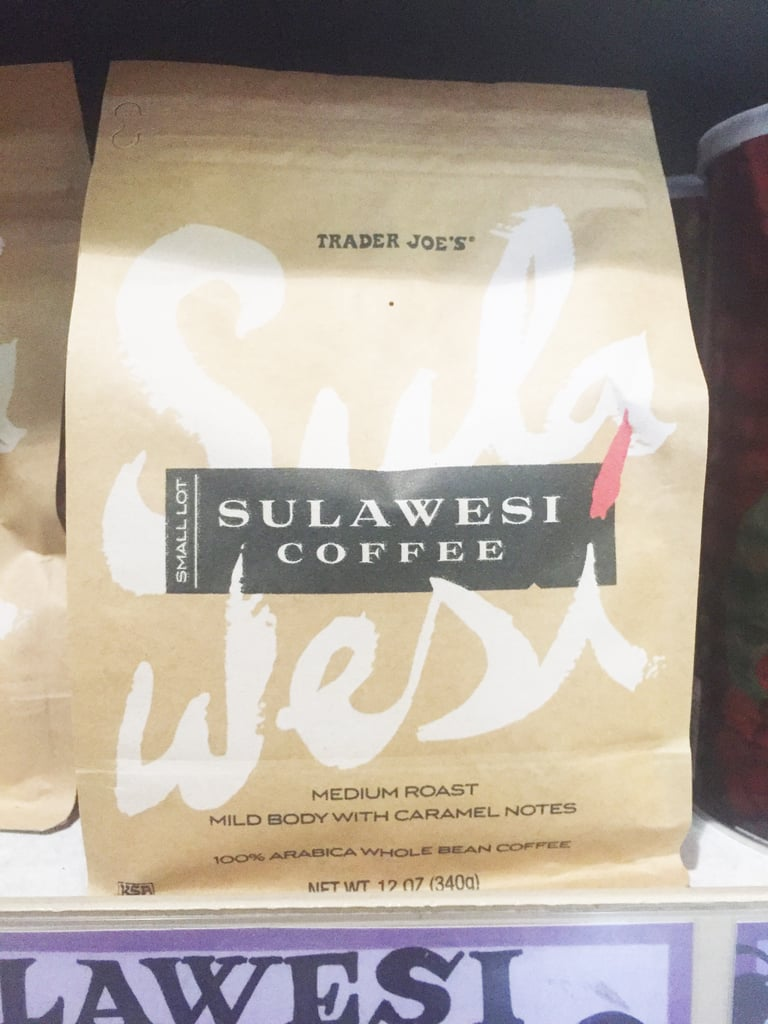 Pick Up: Sulawesi Coffee ($8)