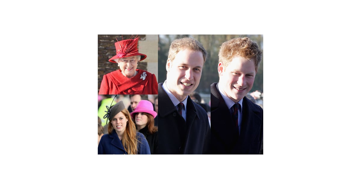 Photos Of The Royal Family Including Prince William And