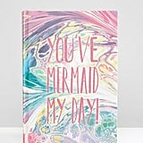 Paperchase Mermaid Agenda Planner ($10)