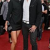 2008: Lindy and Michael Klim