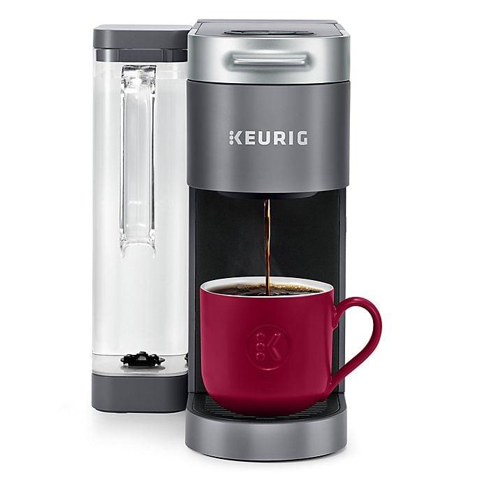 Keurig K-Supreme Single Serve Coffee Maker MultiStream Technology