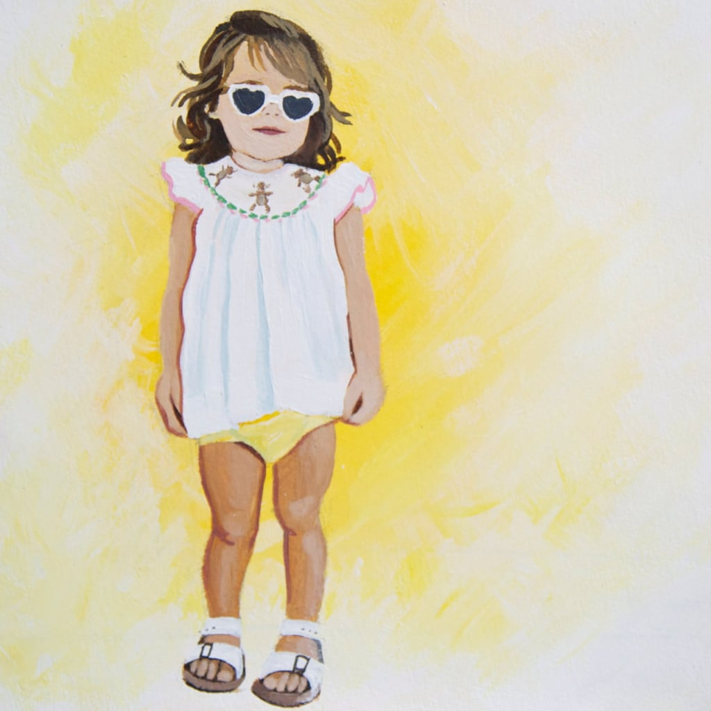Custom Kids' Portraits