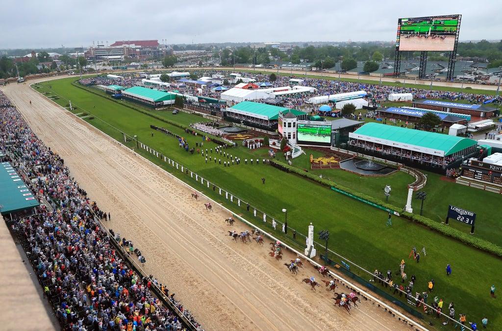 Attend the Kentucky Derby