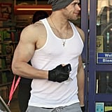 Photos of Kellan Hotness