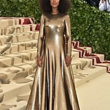 Kerry Washington at the 2018 Met Gala