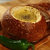 Serve Your Soup in a Bread Bowl, and Avoid the Cleanup!