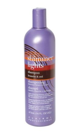 Review of Clairol Professional Shimmer Lights Shampoo