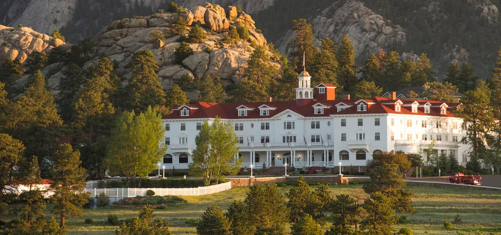 Creepy Facts About the Hotel That Inspired The Shining