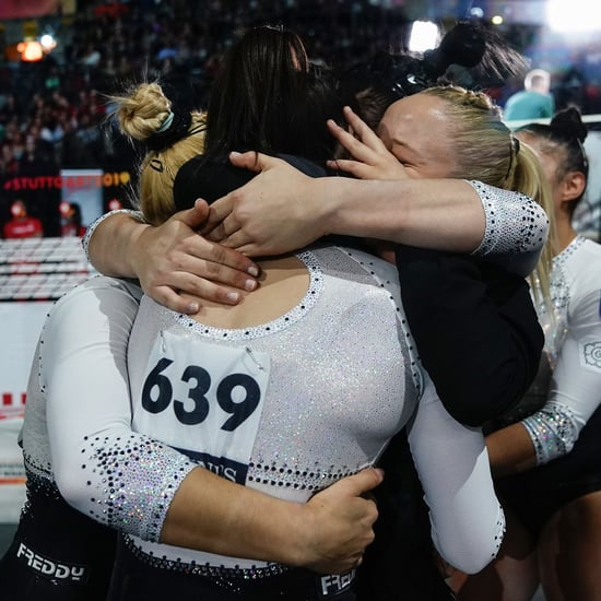 Italian Women Get 1st World Gymnastics Medal in 69 Years