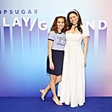 Daniella With POPSUGAR Cofounder and Editor in Chief Lisa Sugar