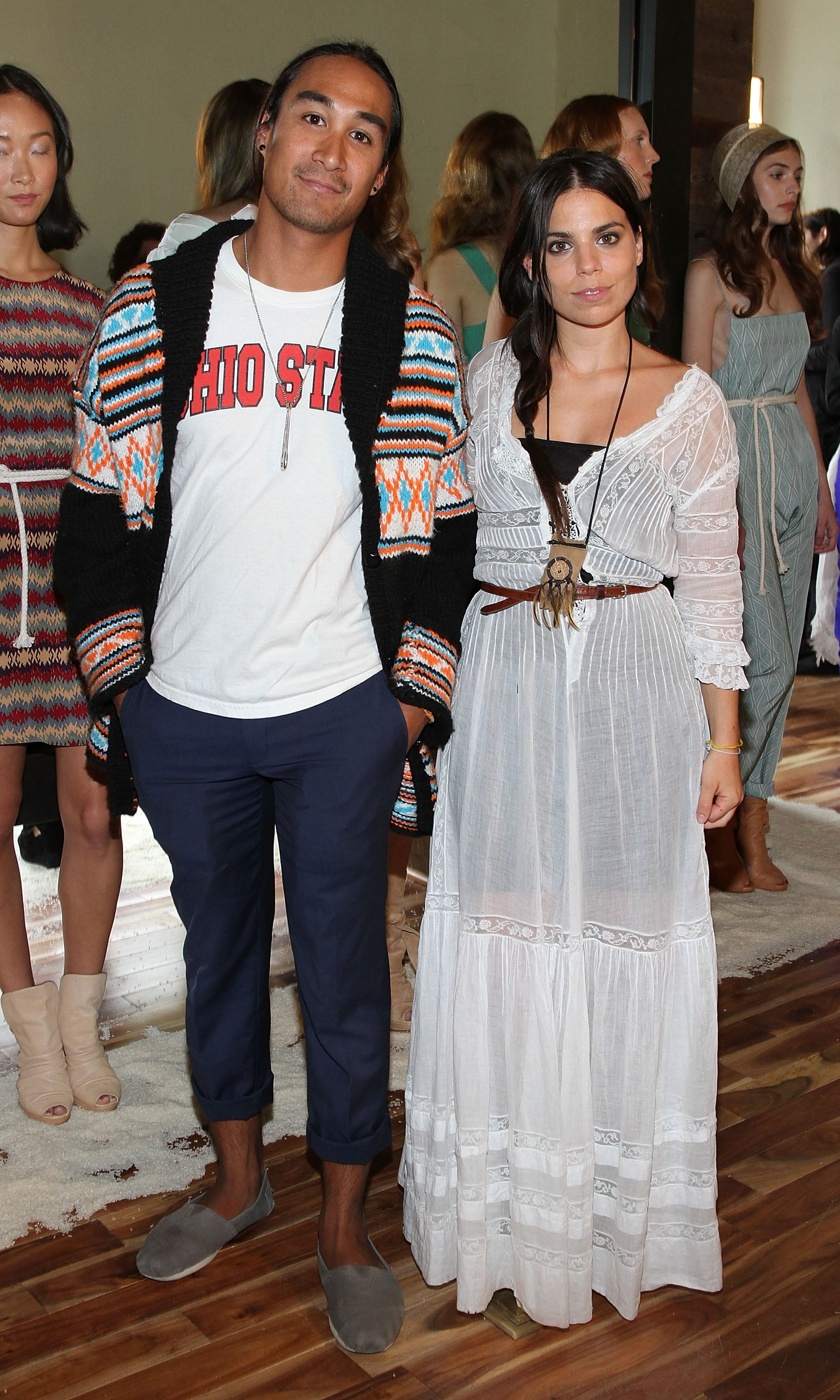 dbac4eaeafccc3 Tommy Hilfiger s Daughter Ally Teaming Up with Nary Manivong for a New Line  Named Nahm
