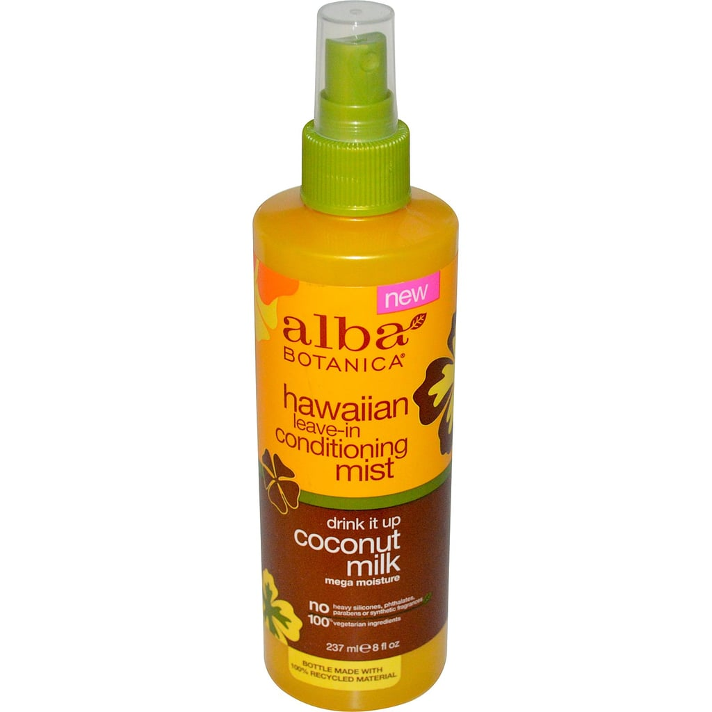Alba Botanica Hawaiian Leave-In Conditioning Mist