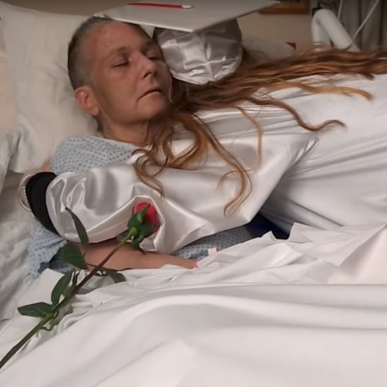 Terminally Ill Mom Sees Her Daughter Graduate in Hospital