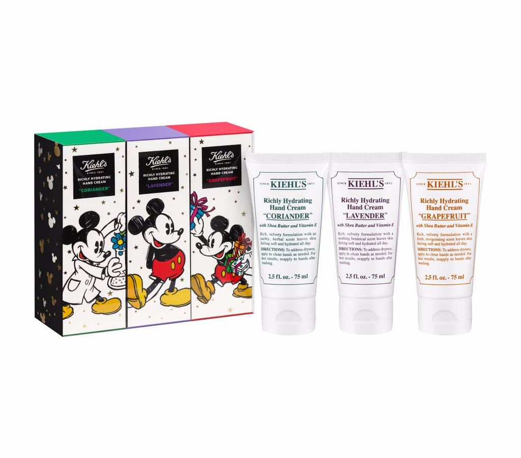 Mickey Mouse Kiehl's Holiday Collection 2017