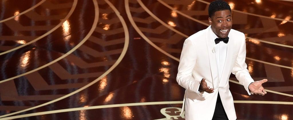 Chris Rock's Best Jokes at the Oscars 2016