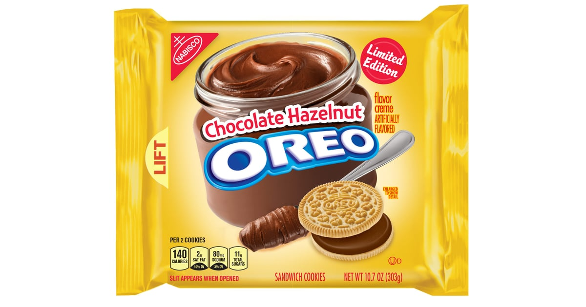 Nutella-Lovers Will Lose Their Sh*t Over the New Chocolate Hazelnut Oreos!