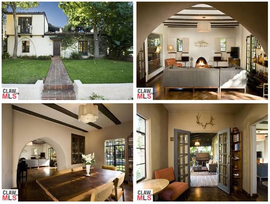 Guess Which Olsen Owns This House?