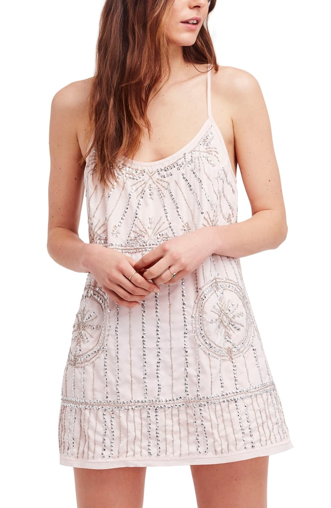 Free People Sedona Embellished Slipdress