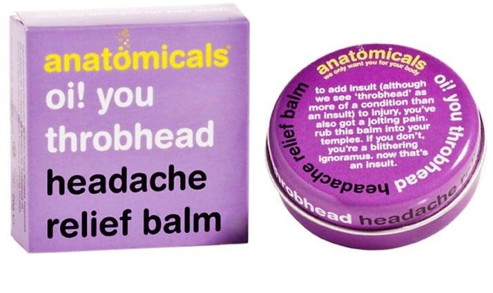 Headache Balm ($7)
