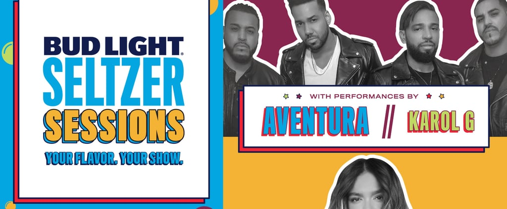 Bud Light's Weekly Music Event Features Aventura and Karol G