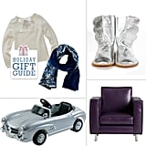 While we don't believe in round-the-clock spoiling, treating them to a little something special here and there (especially during the holidays) is a practice that we stand by. Check out Lil's luxe finds for your precious tots — from itty-bitty babes to bigger kids who love to live the good life.