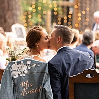 Denim Jackets For Weddings