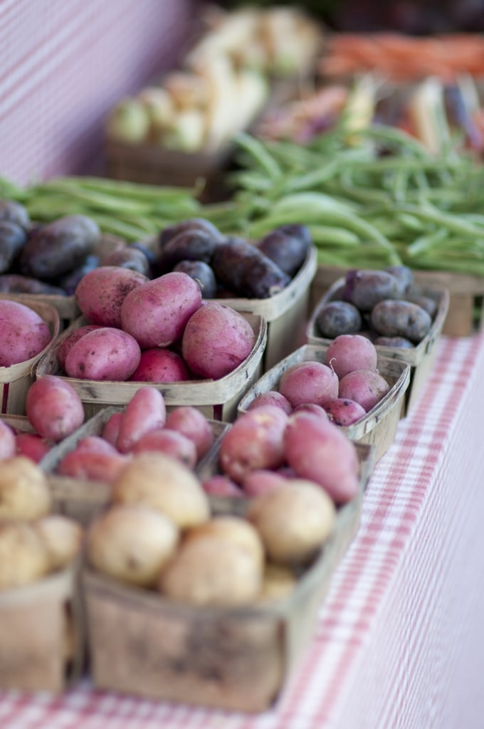 In Moderation: Starchy Vegetables