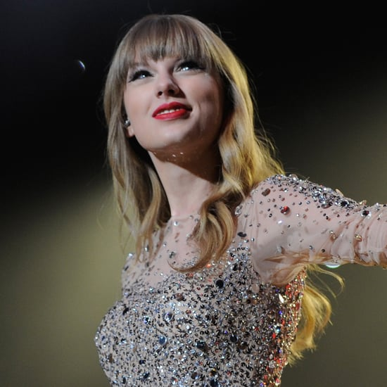 Taylor Swift Promotes Red Album in First TikTok Video