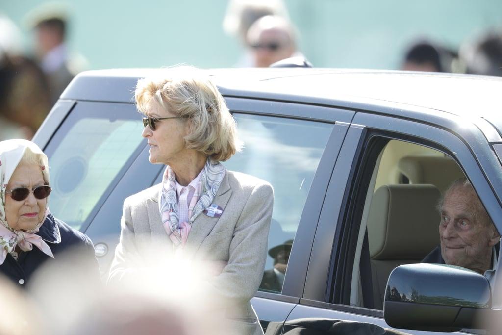 Prince Philip at Royal Windsor Horse Show May 2018