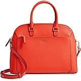 Kate Spade New York Medium Louise Leather Dome Satchel