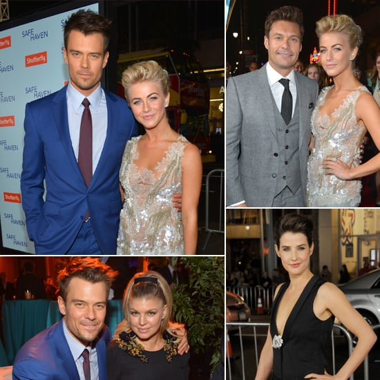 Safe Haven Red Carpet Premiere in LA (Pictures)