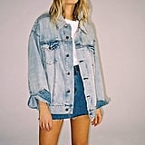 Levi's Baggy Denim Trucker Jacket