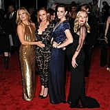 Kate Hudson, Stella McCartney, Liv Tyler, and Kate Bosworth — 2009