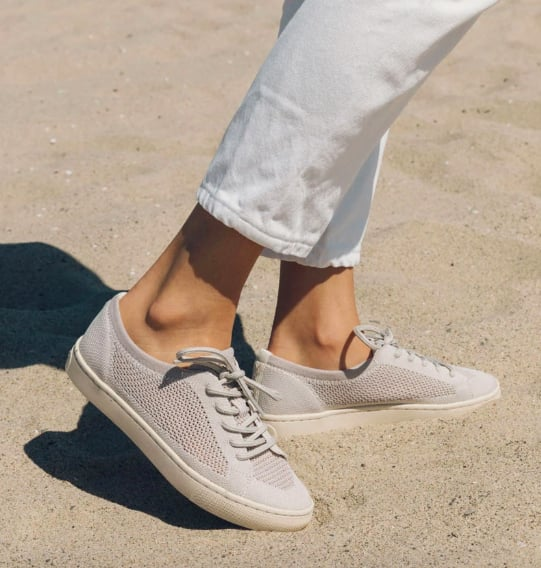 Soludos Ashore Sneaker | 5 Sustainable