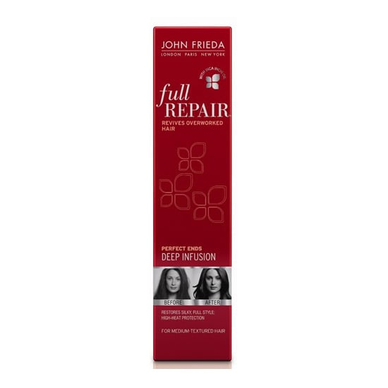 John Frieda Full Repair Perfect Ends Deep Infusion, $11.99
