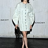 Maisie Williams at the Givenchy Spring/Summer 2020 Fashion Show, September 2019