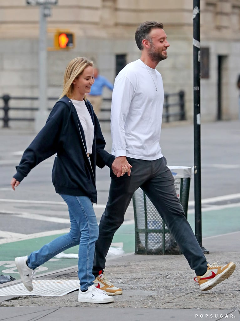 Jennifer Lawrence and Cooke Maroney's Cutest Pictures ...